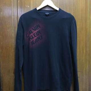 Calvin Klein long-sleeved shirt