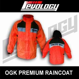Ready Stock - OGK premium rain coat and pants set