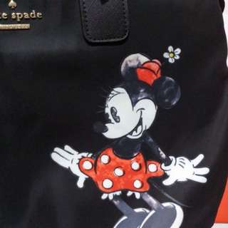 For sale!!! Kate Spade Minnie black size medium 1,300 only!!