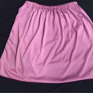 Mini Skirt Muslimah