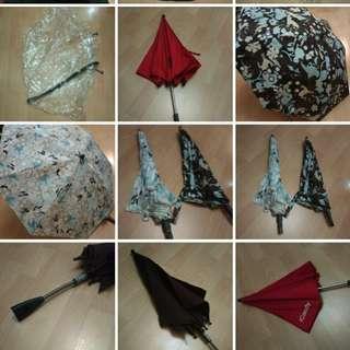 Stroller unbrella parasol