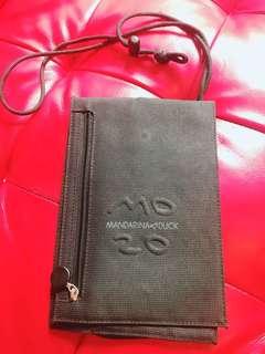 Mandarins Duck 證件袋 (可放證件、外幣、旅行用最適合)