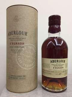 Aberlour A'bundah