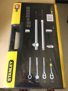 Authentic Stanley Car Tools
