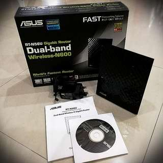 Asus RT-N56U Wireless Dual Band Gigabit Router
