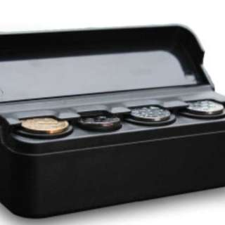 Mini coin box