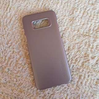 Spigen Thin Fit Case for Samsung S8 - Orchid Gray