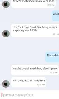 Customer Feedback Leklai