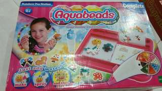 Toy beads (activity complete set)