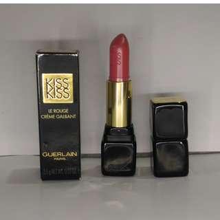 Guerlain Kisskiss Lipstick #367 Kiss Blossom