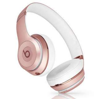 (Ready) Beats by Dr. Dre Solo 3 Wireless Bluetooth Headphone