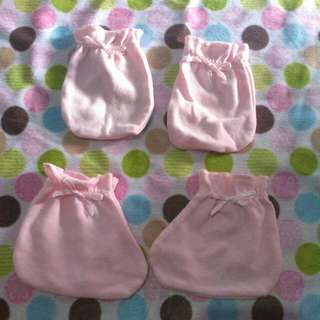 #MakinTebel Preloved Sarung Tangan/Kaki Bayi