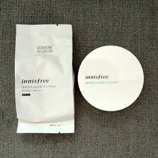 Innisfree Water Glow Cushion 13 + 1 Refill 13 (Discontinued)