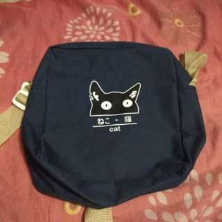 Sling bag & pouch