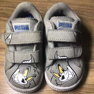 Puma Tom & Jerry Baby Shoes
