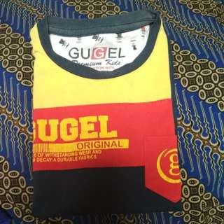 #MakinTebel Kaos anak