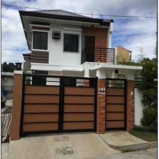 east fairview Park Subd. Single Attach House and Lot 133.33sq.m lot area