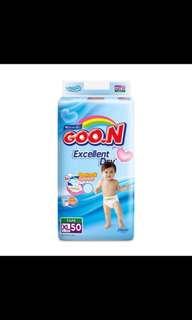 Popok Goon Excellent Dry