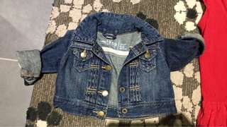Denim Jacket 6-12months