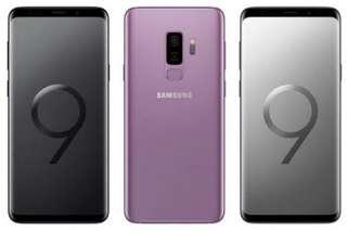 KREDIT TANPA DP DAN BUNGA 0% Samsung Galaxy S9 Plus