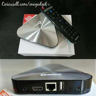 Himedia Android TV Box Smart Control Airplay Miracast