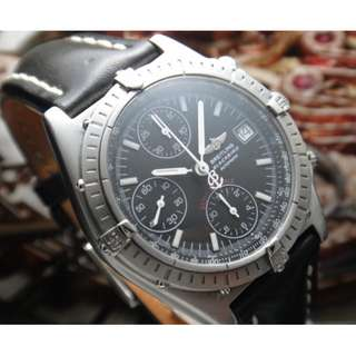 BREITLING CHRONOGRAPH AUTOMATIC MEN WATCH