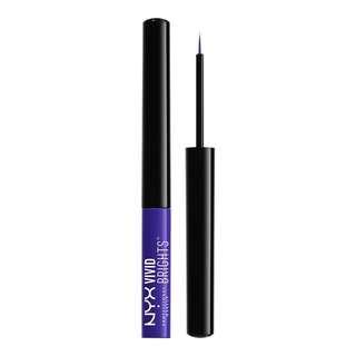 NYX Vivid Brights VBL02 Vivid Violet