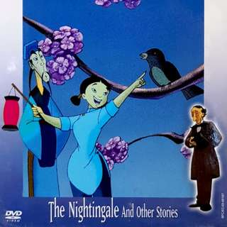 THE FAIRY TALER : THE NIGHTINGALE & OTHER STORIES