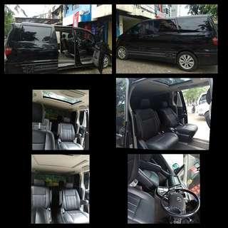 Rental Mobil Alphard ASG di Jakarta Hanya di Nemob.id