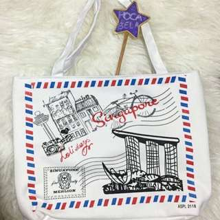 Tote Bag Import Singapora