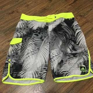 Adidas Men's Allover Print Swimming Shorts