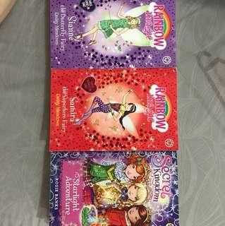 Rainbow magic and secret Kingdom