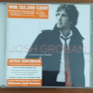 Josh Groban : A Collection (2 CD set)