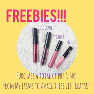 FREEBIES!!! CHECK OUT MY ITEMS!!!