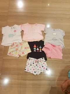 Kaos & cln bayi