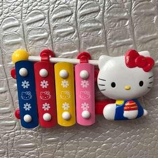 Hello Kitty小音樂玩具