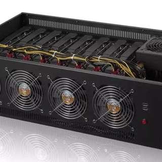 礦機代砌 GTX 1080 1070 1080Ti 1060 1050Ti Rx580 Rx570