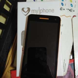 MyPhone Agua Rio