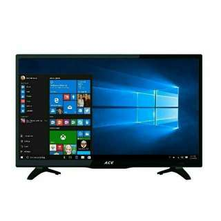 "Ace 20"" Super Slim Full HD TV Black LED-505 DN6"