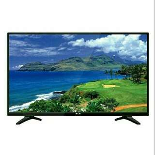 "Ace 32 ""Slim LED TV Black LED-808 DN4"
