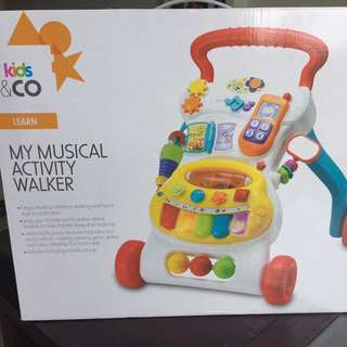 BNIB Winfun musical activity walker