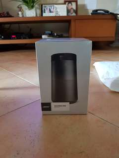 Bose Soundlink Resolve