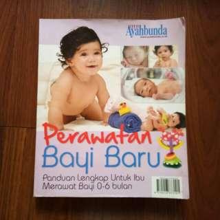 Perawatan Bayi Baru, seri Ayahbunda