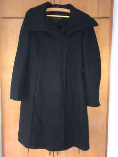 Brand new black Zara coat/jacket