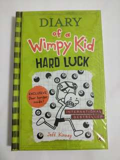 Diary Of A Wimpy Kid (Hard Luck) BRAND NEW