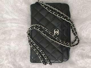 Classic Chanel side bag
