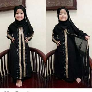 Abaya anak