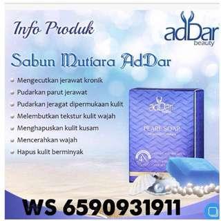 AdDar Beauty PEARL SOAP