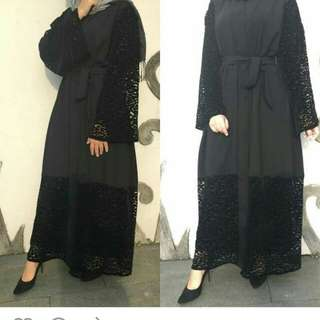 Abaya gamis dress