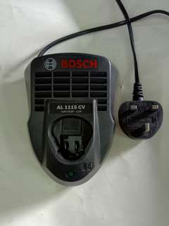 Second Hand Bosch Lithium-ion Battery Charger: AL1115CV